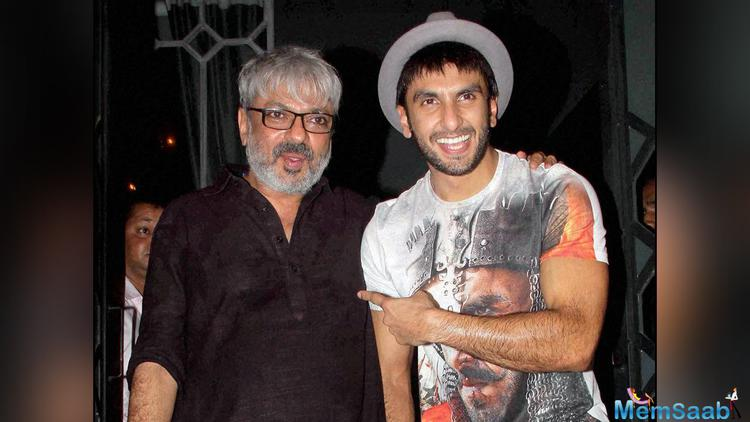 Ranveer Singh and Sanjay Leela Bhansali have never hidden from the world their mutual love and respect.After the stupendous success of Bajirao Mastani, he has finally zeroed down to the subject of his next film.