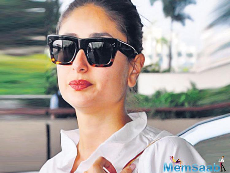 On the professional front, Bebo will next be seen in 'Veera Di Wedding' along with Sonam Kapoor and Swara Bhaskar. She will be seen playing a progressive character in the flick
