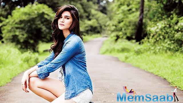 Kriti Sanon,Who is in talks for her upcoming films 'Bareilly Ki Barfi' and 'Lucknow Central', which are based in Uttar Pradesh, she will learn UP local language and culture soon.