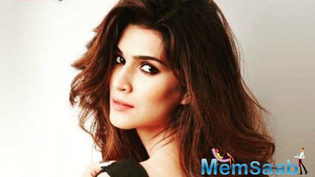As per the report both the films are set in Uttar Pradesh, Kriti is doing hard work on the culture, body language and diction of UP.