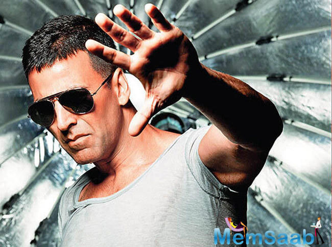 For a few months now, there have been speculations about Akshay  being part Omung Kumar's next film Five but the latest buzz suggests he has not signed Omung Kumar's psychological thriller Five.