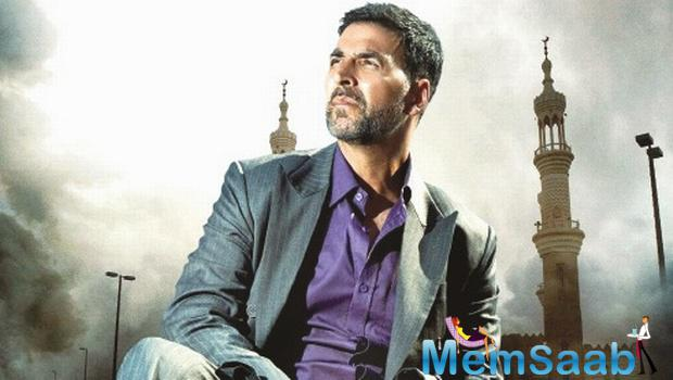 However, there has not been any official confirmation on Akshay doing or not doing the movie Five but Omung is definitely going ahead with the film.