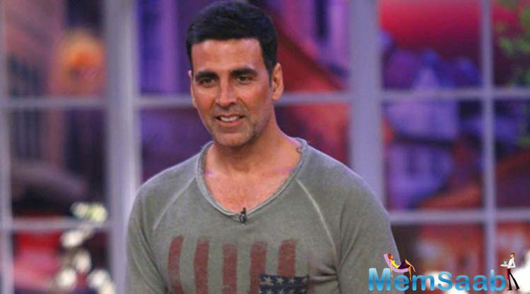 The source revealed Akshay and Omung have discussed the project at length, but Akshay hasn't given the film a final nod yet.