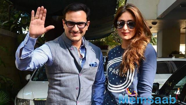Stunning couple Kareena and Saif are expecting their first child together in December this year, and wants to name their child Saifeena.
