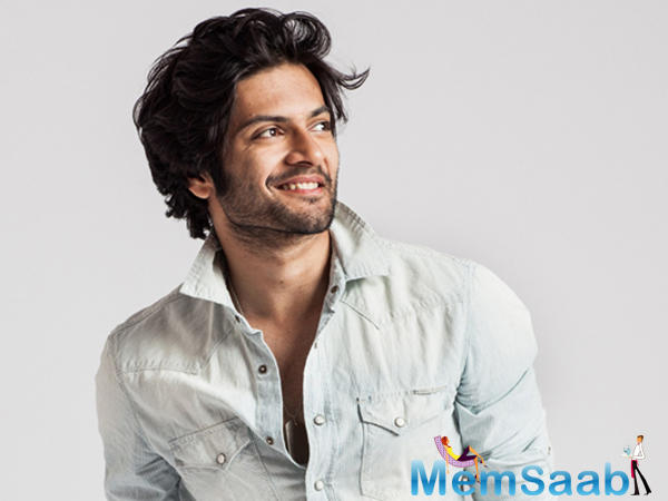 The Khamoshiyan actor said he looks up to Nana not only because of the advice he has given him, but the way he has battled all adversities in life.