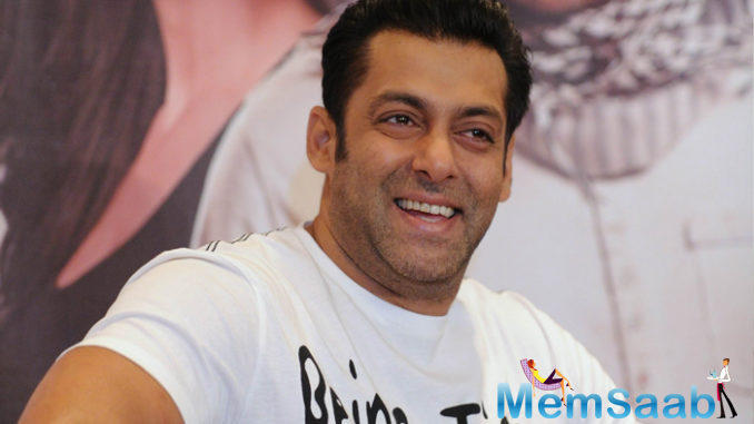 It is a known fact that Salman Khan has always shown his love for kids especially kids of his siblings Arbaaz, Sohail, Arpita and Alvira.