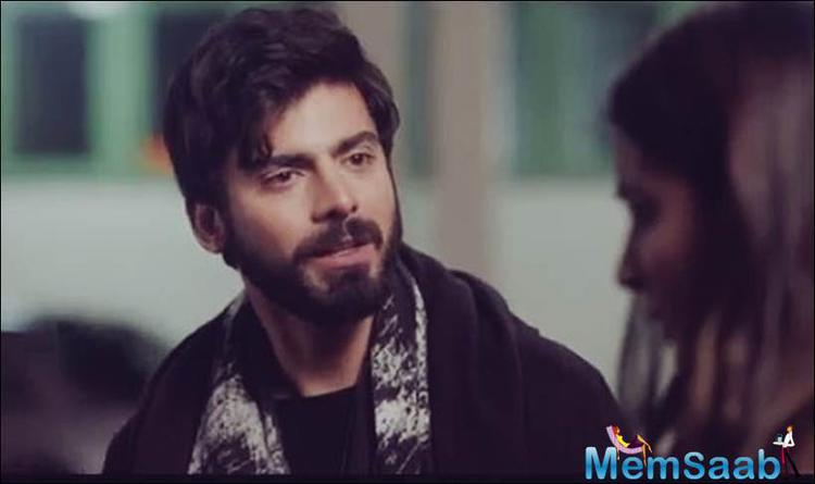 Recently the source revealed Fawad Khan, who plays one of the four principal characters in upcoming Bollywood romantic film Ae Dil Hai Mushkil won't be in India to promote the flick.