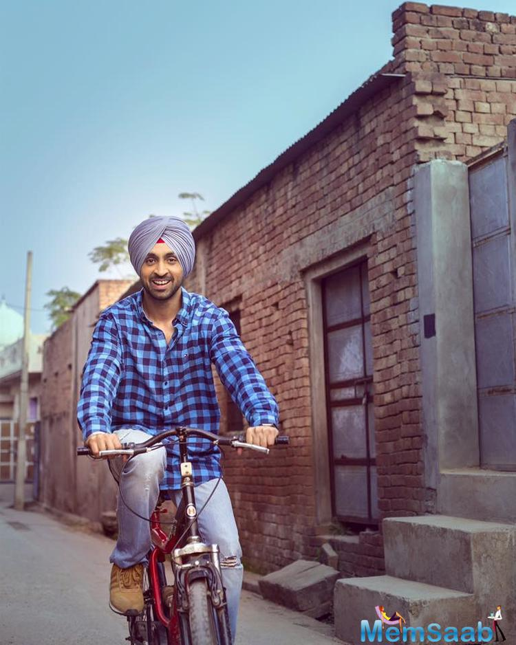 The renowned singer of Panjab, Diljit Dosanjh is happy staying put to one genre of music and that is Punjabi.
