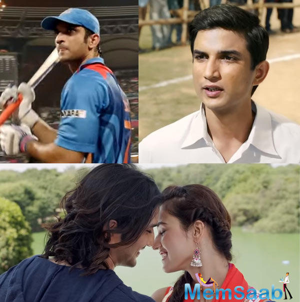 This film will show you, Dhoni's relationship with his parents, revolves around the cricketer's relationship with late Priyanka Jha,and his struggle for cricket.