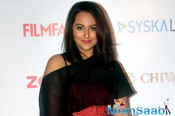Sonakshi Sinha, who is currently busy promoting her upcoming film Force 2, said she will not play a Pakistani journalist in her next film 'Noor'.