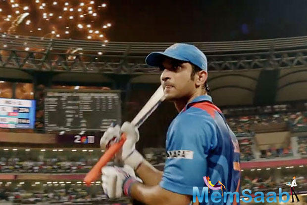 Dhoni's biopic, which based on cricketer Mahendra Singh Dhoni, earned Rs 21.30 crore in India on it's opening day.