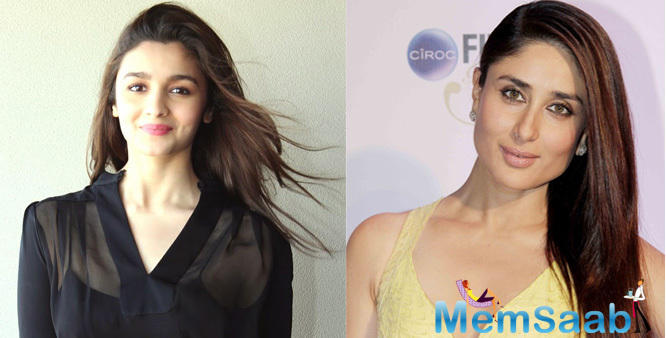 Here is another report suggests, Not Kareena, But Alia Bhatt will play Sridevi role in 'Sadma' remake.