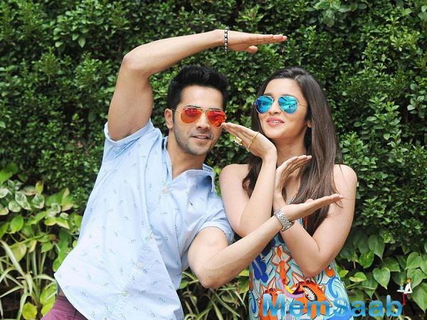 If you have to name Bollywood's cutest couple from the younger lot,Alia Bhatt and Varun Dhawan top the list! The duo shared a hot and cute chemistry in the films Student Of The Year and Humpty Sharma Ki Dulhania.