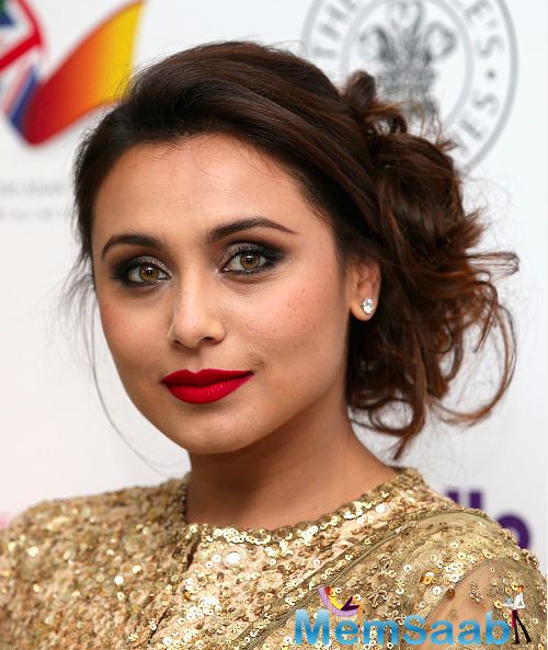 Rani Mukerji has apparently signed on to a film backed up by hubby Aditya Chopra, in which Siddarth P Malhotra wields the megaphone. Malhotra had directed 2010's 'We Are Family'.