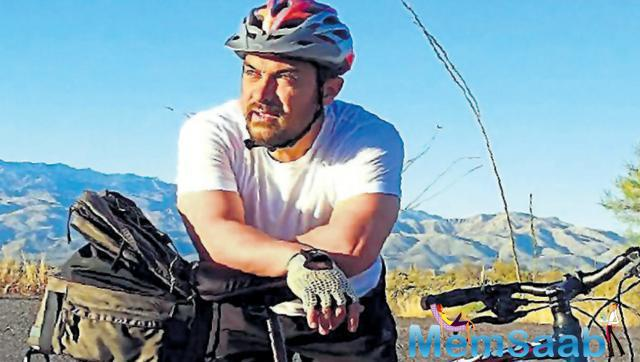 His upcoming new pictures are such an inspiration to everyone. Aamir also recently confirmed he's going to work with Big B for Vijay Krishna Acharya's Thugs of Hindostan.
