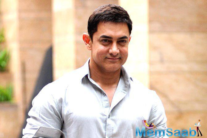 Aamir, who releases his films on the Christmas weekend and the trailer of his films release on Diwali every year, but this time something is different.
