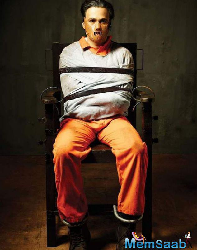 Emraan Hashmi describes as Hannibal Lecter a forensic psychiatrist and cannibalistic serial killer