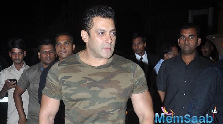 Once the actor wraps the movie Tubelight, he will start filming Tiger Zinda Hai .Salman two big releases, Tubelight and Tiger Zinda Hai are already booked for 2017 and so the actor chose Eid 2018 for brother Arbaaz Khan's biggie.