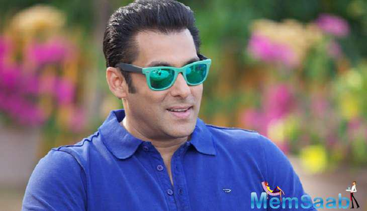 The Sultan actor is currently shooting for Kabir Khan's Tubelight and the film is scheduled to the theater next year on Eid.