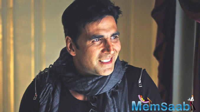 As per the report Akshay is not doing Omung Kumar's Five.