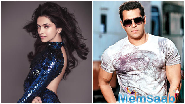 Now it's very exciting to see Deepika and Salman together, we just hope they rock the show to perform in a romantic number.