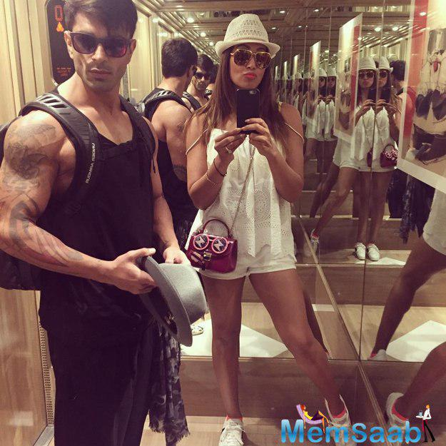 After getting married to him, she hasn't yet announced any new projects. Bipasha Basu got married to Karan Singh Grover on 30 April 2016.