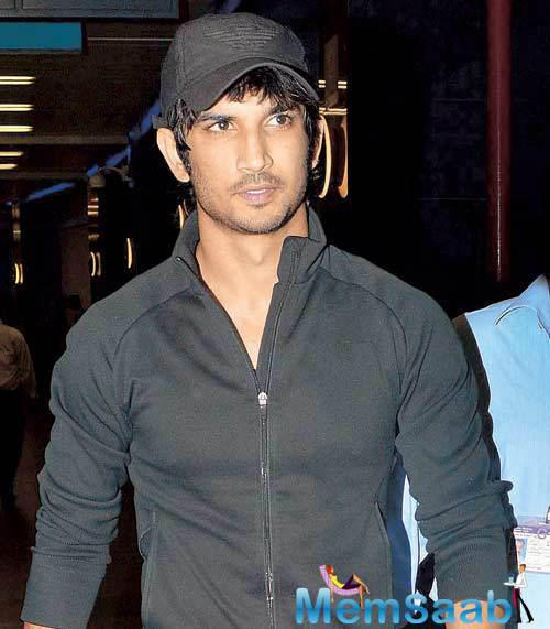 These days Sushant is getting credit for his ongoing film M S Dhoni: The untold story, however Sushant's family didn't watch Dhoni.