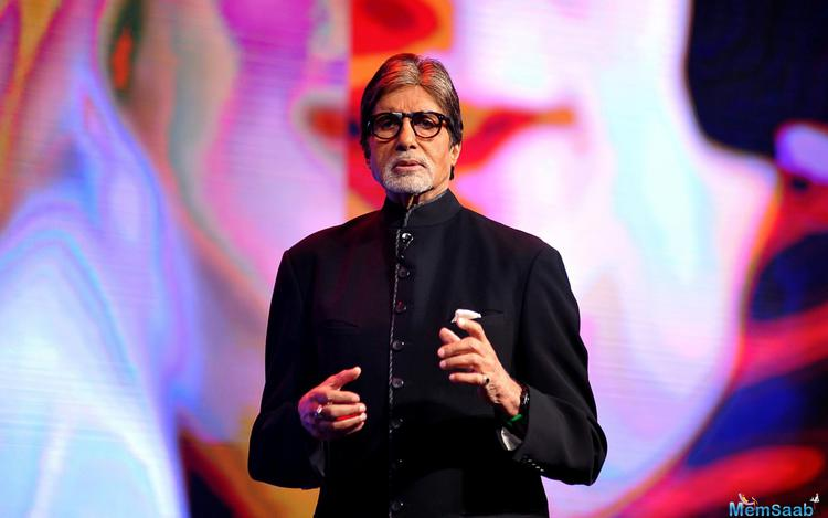 On the work front Amitabh will be seen in the upcoming flick Aankhen 2 which is the sequel of Aankhen.