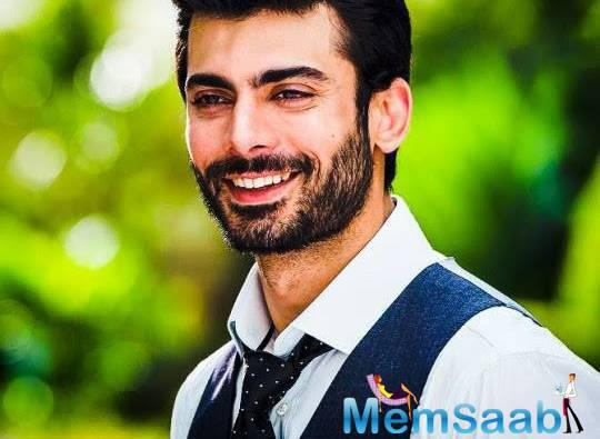 Fawad Khan, who is currently in Pakistan, and ban to enter into India for current India-Pak situation, reportedly approached to play lead in Indo-Pak film produced by Shyam Benegal.