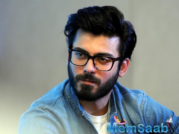 """Interestingly, Fawad has shown a keen interest and will respond as soon as the present situation cools down. We are hoping he agrees to play the lead musician in the film,"""" Narayan stated."""