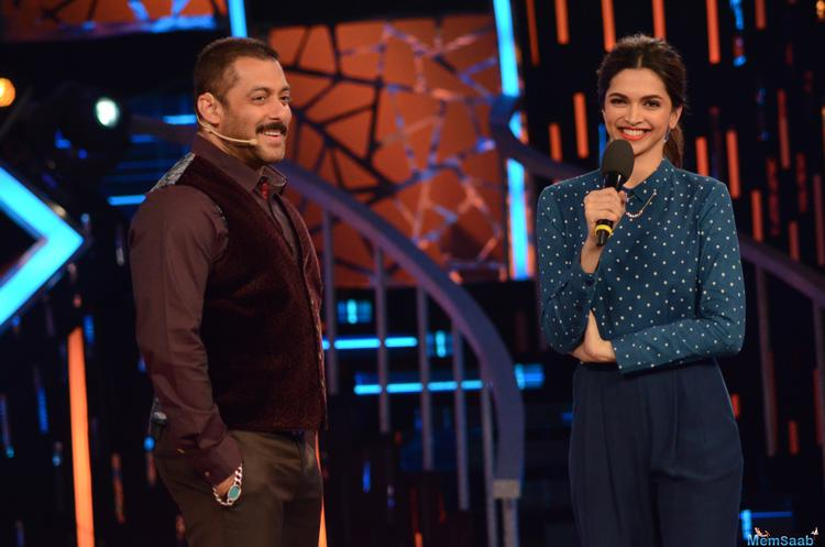 Expect solid chemistry, Here will also show a lot of fun and hoots and cheers for our two superstars. So Don't forget to watch the grand premier of Bigg Boss 10 on Colors with one and only Bollywood superstar Salman Khan.