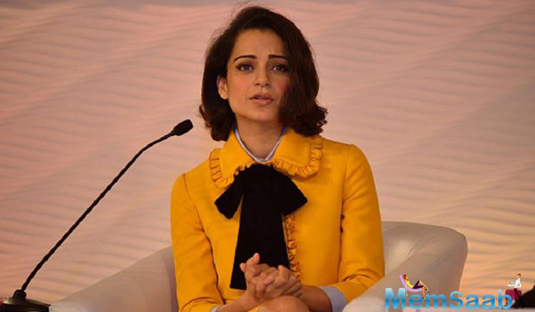 Kangana Ranaut, who is busy in the shooting of Hansal Mehta's next 'Simran', will be playing an emotionally-demanding character in this movie.