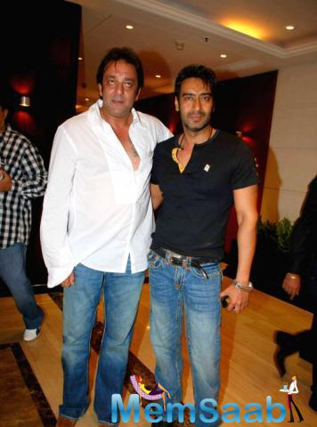 This time Sanjay Dutt and Ajay Devgn come together for Yaaron Ki Baraat on Zee TV, hosted by Sajid Khan and Riteish Deshmukh.