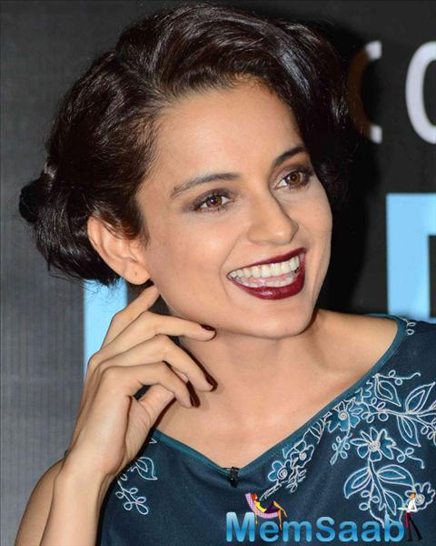 When she was back to the hotel from the sets of Hansal Mehta's 'Simran' with her team. A local driver, who was behind the wheels with Kangana and rest of the crew on board, suddenly felt sick which led to the unfortunate accident.