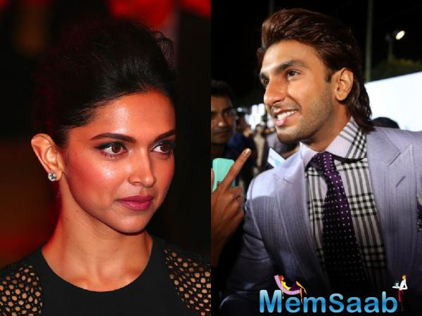 The report states, that Ranveer has expressed his disappointment to his lady love. Will the two be able to sort out their differences is what remains to be seen. We sure hope they do!