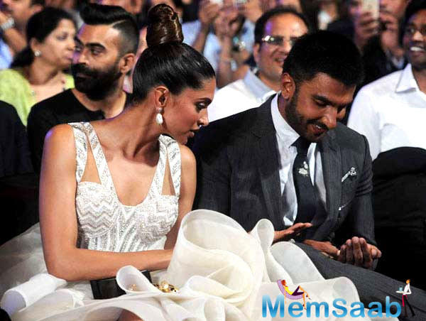 While he has happily shared all the word pertaining to her Hollywood debut, there hasn't been any word from Deepika's side of Ranveer's Before trailer on social media.
