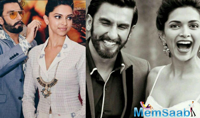 """On the work front, they will come together for Sanjay Leela Bhansali's Upcoming film, """"Padmavati"""", which also features Shahid Kapoor, is all set to release on next year."""