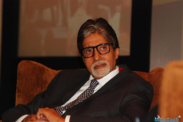 """The star of the Millennium Amitabh Bachchan, who recently received Filmfare's 'Timeless Glamour & Style Icon' award, has expressed that it was odd for him """"at this age to be getting this"""