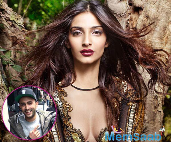 On the professional front Sonam will be seen in 'Veere Di Wedding' which also stars Kareena Kapoor Khan,Swara Bhaskar and Shikha Talsania in the lead role.