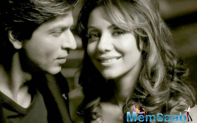 The Fan star also revealed how he and Gauri have never seen eye to eye. We've never thought the same about films, about life and we've never tried to change that about each other.
