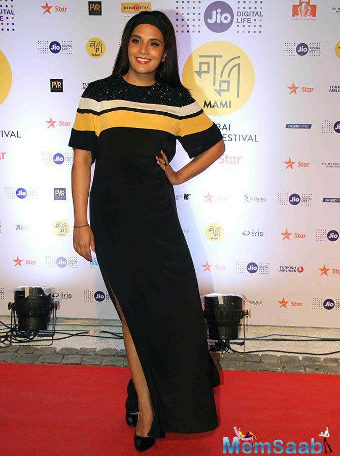 The 18th edition of the Jio MAMI Mumbai Film Festival opened at the newly renovated 104-year-old Royal Opera House in south Mumbai.