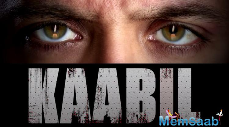 After the release of 'Mohenjo Daro' this year, Hrithik Roshan is all set to be seen in his father Rakesh Roshan's production 'Kaabil'.The first teaser of Hrithik 's 'Kaabil' is out and it's a teaser in the truest sense