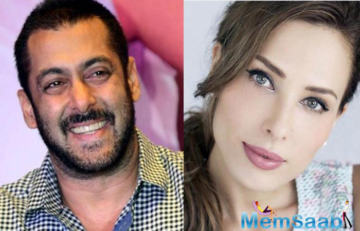 In the last few weeks, it is being reported that Salman has parted ways from his ladylove Lulia Vantur  the couple is going through a rough phase and that they have broken up, with Iulia's return to Romania in the meanwhile, adding fuel to the fire.