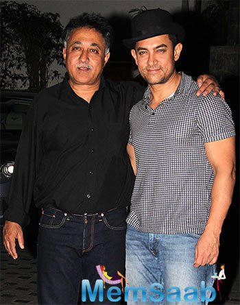 He was also co-producer  'Jaane Tu Ya Jaane Na', which marked the acting debut of his nephew Imran Khan.