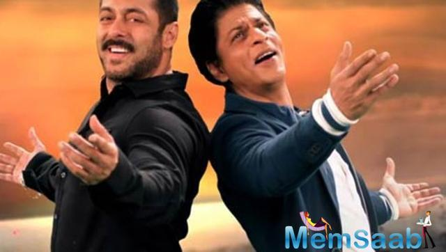 Reportedly SRK will join the cast of Salman Khan's 'Tubelight.' Finally, after  9 years, SRK and Salman will be seen sharing the screen space together.