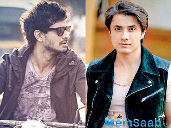 Dear Zindagi, which roped Alia Bhatt, Shah Rukh Khan, Kunal Kapoor and  Ali Zafar in the lead role. Reportedly Ali Zafar has been replaced by Tahir Bhasin.