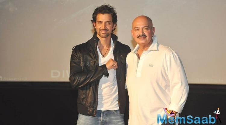 Now, Hrithik Roshan is going to step into his Papa shoes, direct a film soon.