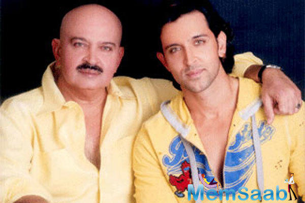 Now, Rakesh Roshan confirmed that his superstar son Hrithik is indeed interested in direction.