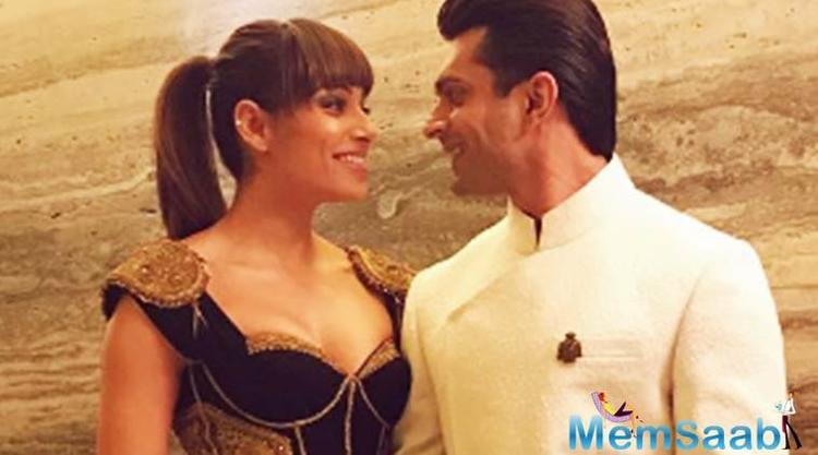 Bipasha Basu has tied the knot with Karan Singh Grover  in April this year, These days they fully enjoy their marital life.