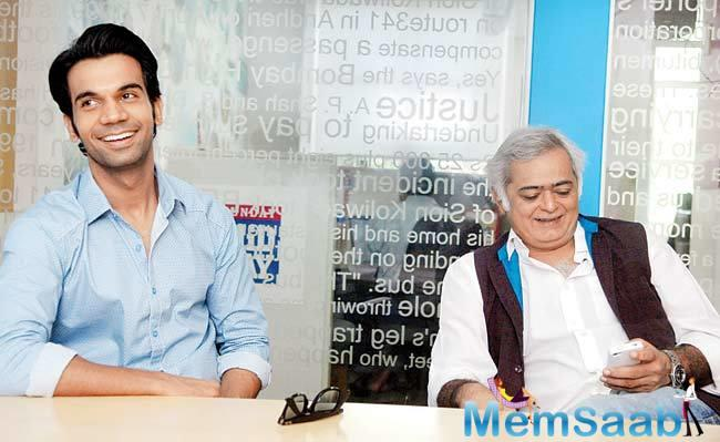 After working on three films together, again Rajkummar Rao and Hansal Mehta are teaming up for their fourth association titled 'Omerta'.